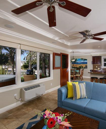 Tahitian Two Bedroom Suite