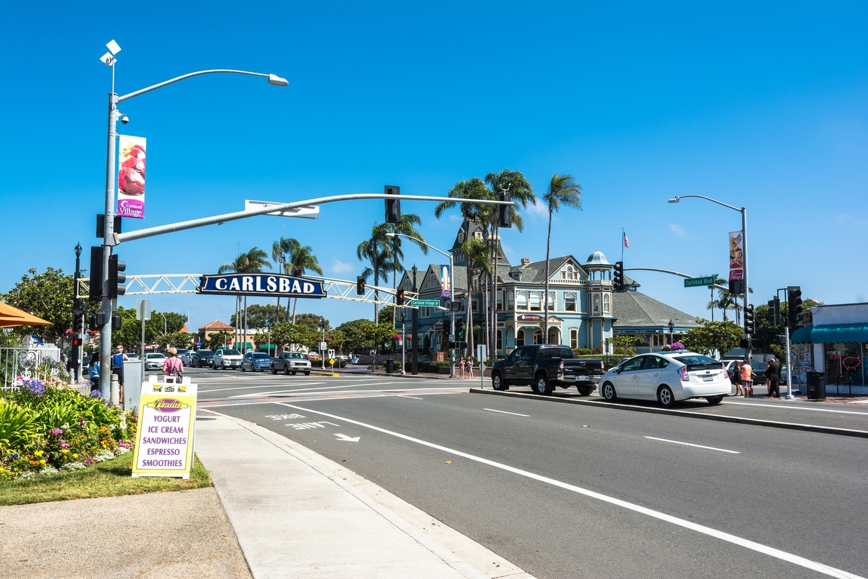 Carlsbad Village Hotels