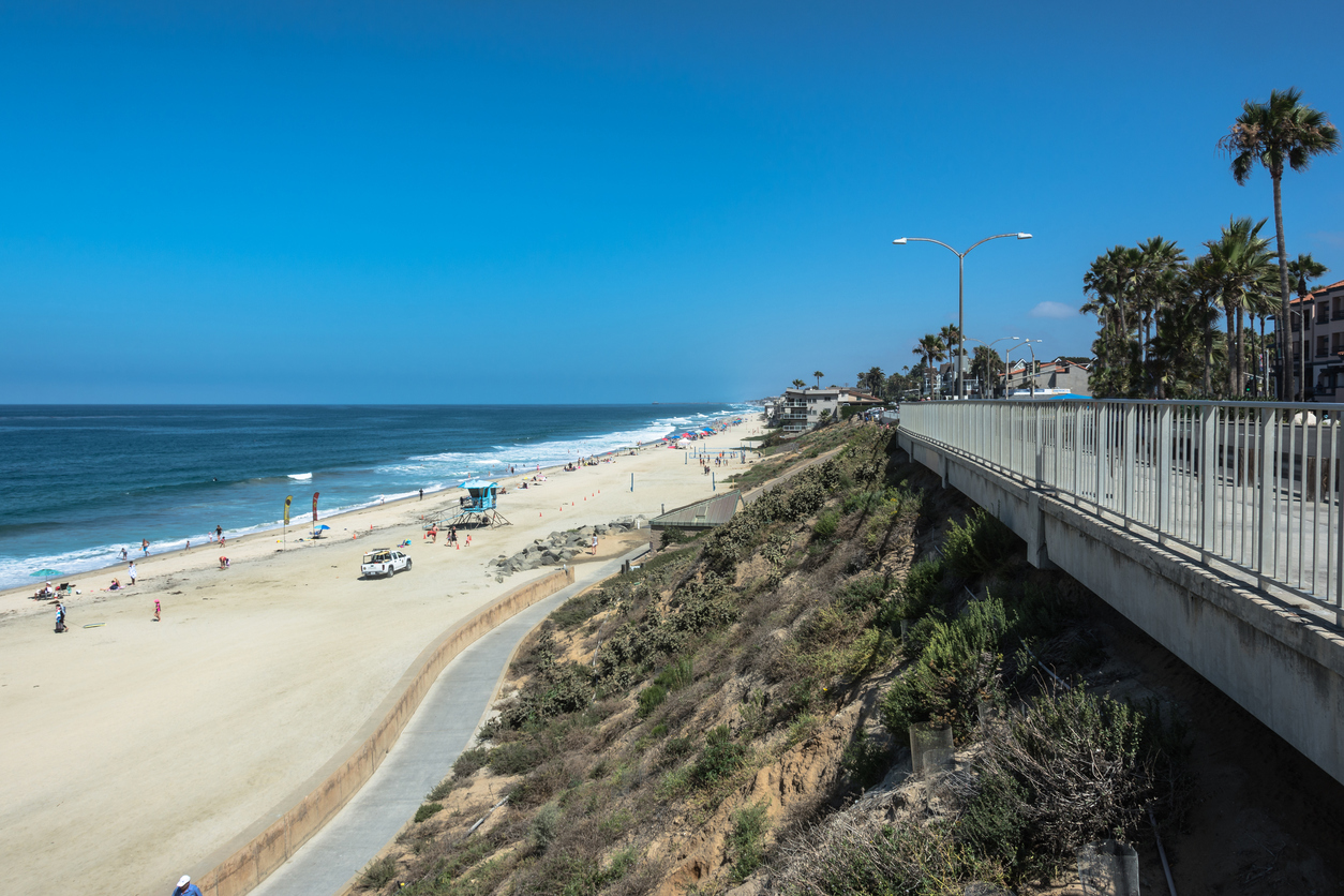 Beachfront Hotels in Southern California
