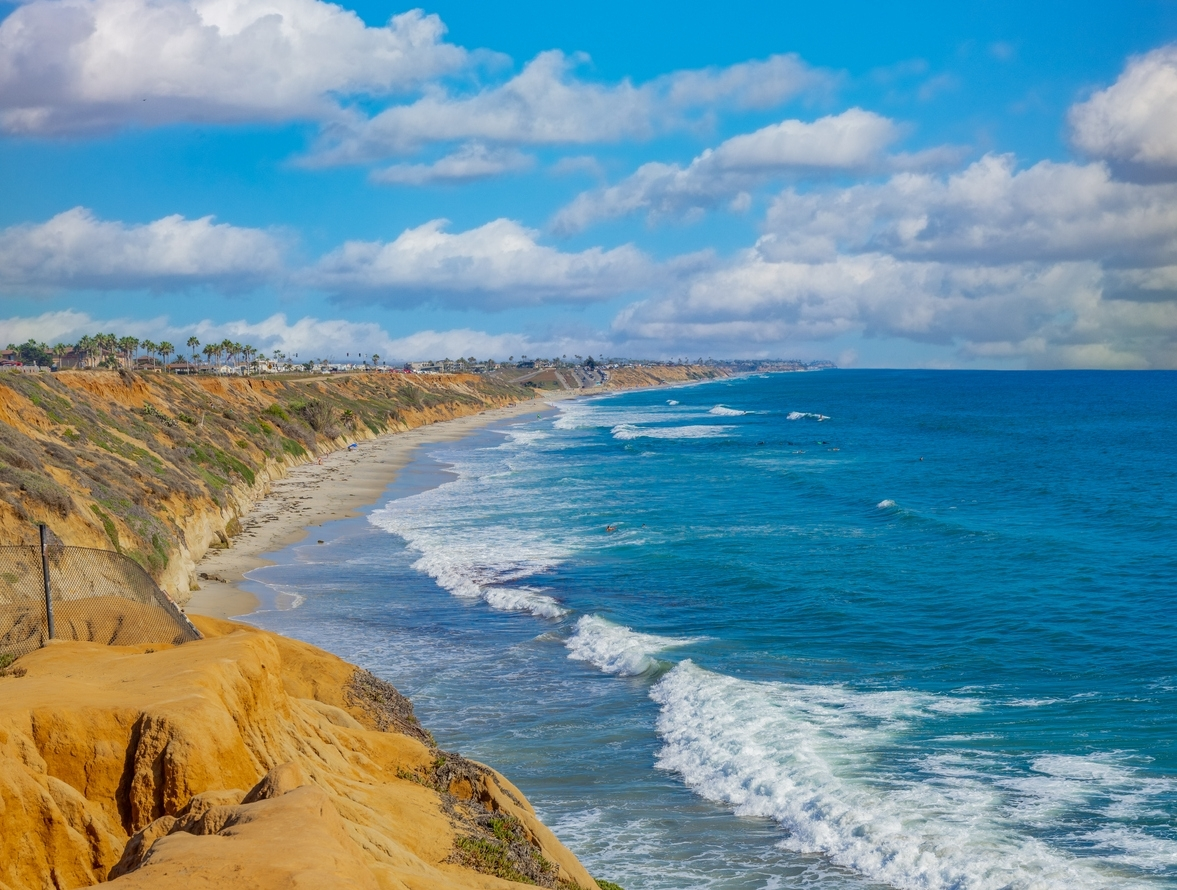 southern California beach resorts