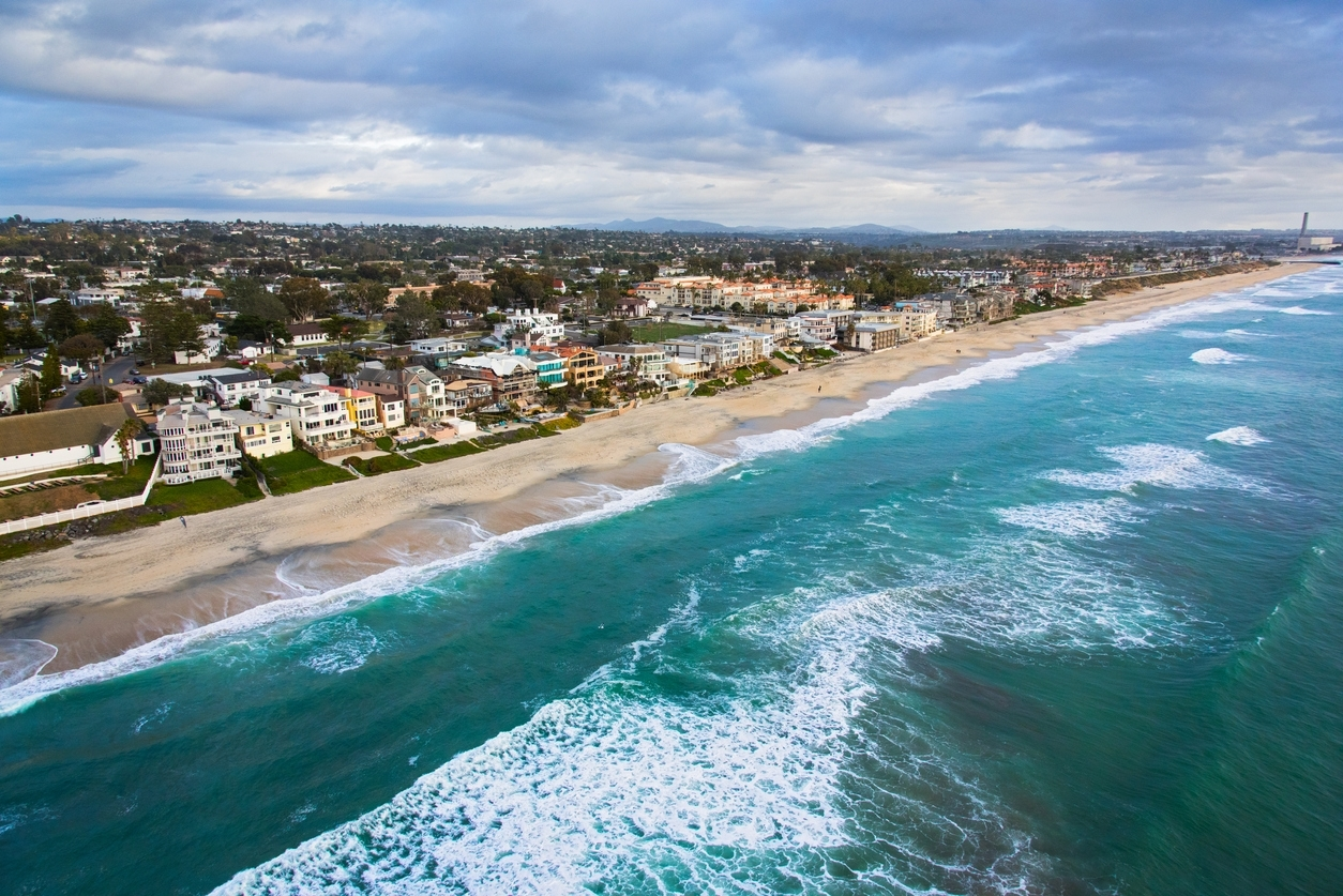 southern California beach resorts